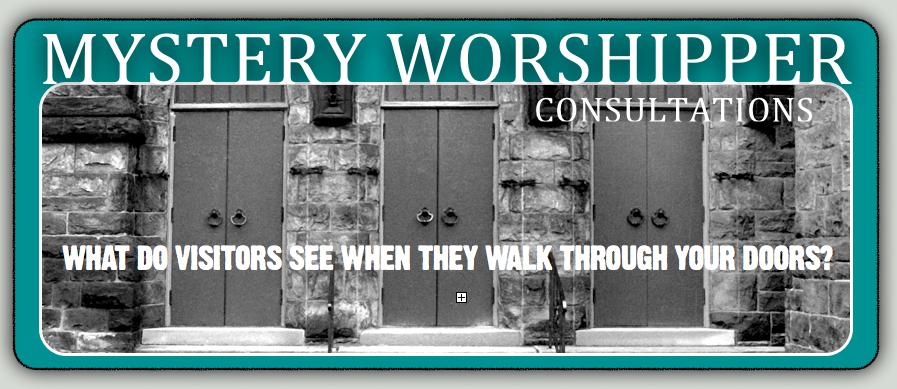mystery worshipper