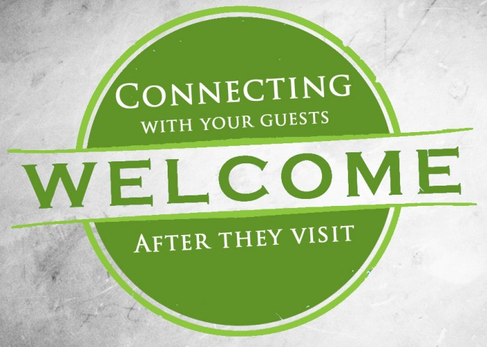 Connecting with Your Guests After They Visit