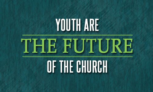 Church young adult group is not a dating service