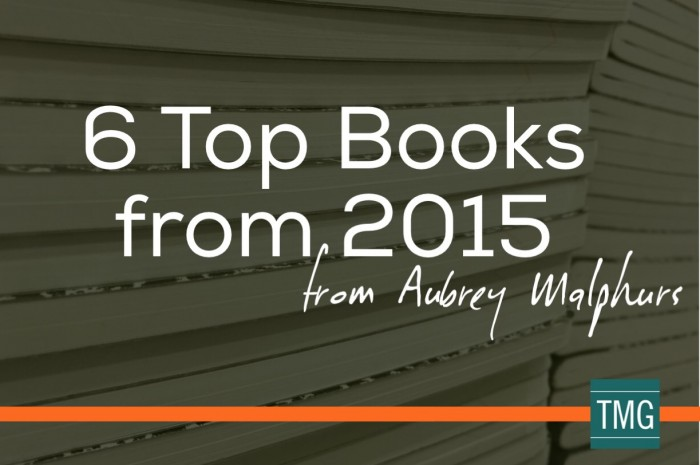 6 Top Books from 2015