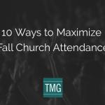 fall church attendance