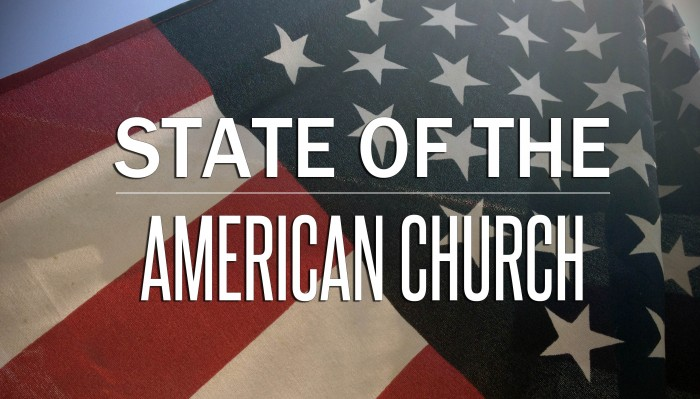 The State of the American Church: Plateaued or Declining